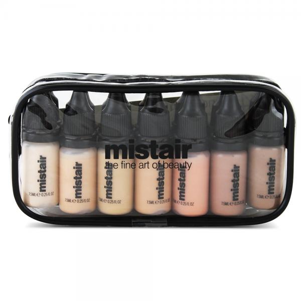 Mistair Airbrush Foundation Starter Pack