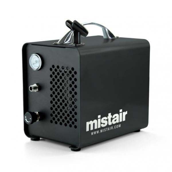 Mistair Solo Pro Air Compressor - Matte Black