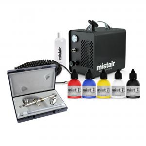 Solo Pro Airbrush Body Paint Professional Kit