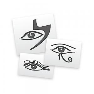 Mystic Eyes Stencils