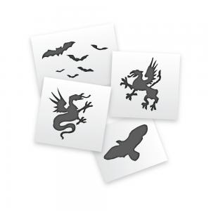 Macho Designs Stencils