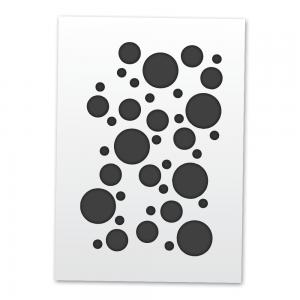 Mistair Bubbles Stencil