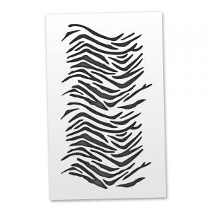 Mistair Zebra Skin Stencil