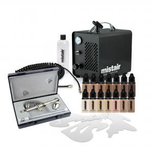 Mistair Solo Pro Airbrush Make-up Professional Kit