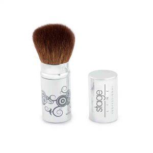 № 30 Retractable Powder Brush-0